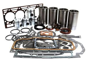 ENGINE OVERHAUL KIT FOR CASE INTERNATIONAL 884 885XL 895XL 844XL 4230 TRACTOR.