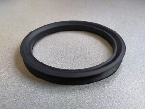 USED ORIGINAL PORSCHE 911 911T 911E 911S 914-6 AIR CLEANER SNORKEL RUBBER GASKET