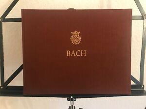 Bach: Präludien, Toccaten, Fantasien und Fugen