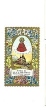 VINTAGE HOLY PRAYER BOOK CARD ~ MARIA ZELL SHRINE ~ Virgin Mary  & Jesus
