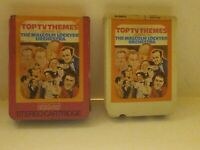 8 Track Cassette TOP TV THEMES played by THE MALCOLM LOCKYER ORCHESTRA