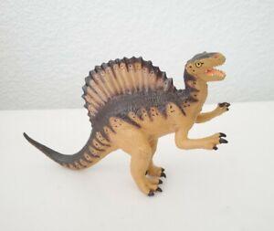 Spinosaurus Dinosaur Figure (Safari LTD. / Carnegie 1992) Retired Vintage Rare
