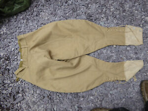 WW2 British Army Officer Breeches Cavalry, WLA etc..