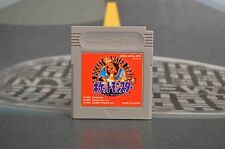 POCKET MONSTERS ROJO POKÉMON GAME BOY JAP JP JPN GB GAMEBOY