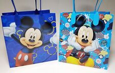 12 Mickey Mouse Candy Bags Mickey Goodie Bags Treat Boxes Mickey Party Favor