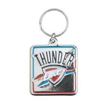 Oklahoma City Thunder Metal Pet Collar Charm [NEW] NBA Dog Cat Leash Chain