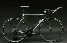 2018 Cervelo P2 Triathlon TT Carbon Bike 51cm Shimano 105 Grey Lightly Ridden