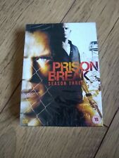 Prison Break Season 3 with Special Features Sealed