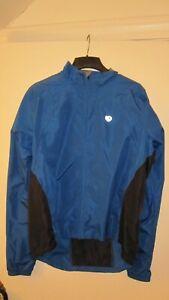 Men's Pearl Izumi Elite Barrier Lite Jacket Blue Size X-Large