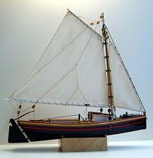 "Genuine, brand new Corel wooden model ship kit: the ""Llaut"" Spanish fishing boat"