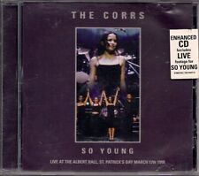 The Corrs So Young (Live At The Albert Hall) CD2 UK CD Single