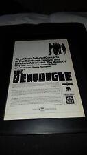 The Pentangle Sweet Child Rare Original Promo Poster Ad Framed!