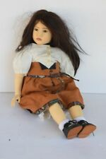 "Esche Sigikid 24"" artist doll Winona II excellent condition  #24506  276/750"