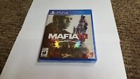 Mafia III (Sony PlayStation 4, 2016) ps4