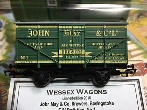 oo gauge dapol limited edition wagons