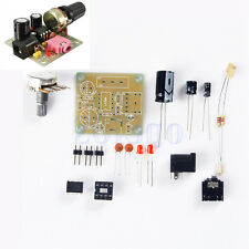 1Pcs 3V-12V LM386 Super MINI amplificateur Board DIY Kit HG