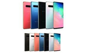 Samsung Galaxy S10 Plus SM-G975U1 - 128GB AT&T Verizon T-mobile (Unlocked) A
