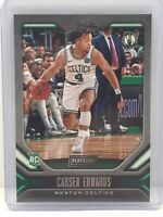2019-20 Panini Chronicles Playbook #175 Carsen Edwards RC Rookie Boston Celtics