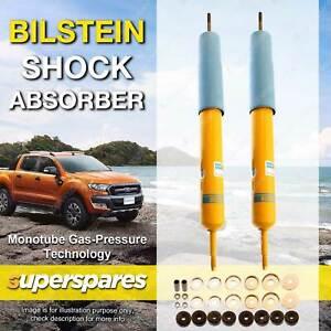 Pair Front BILSTEIN Shock Absorbers for Nissan Patrol GU 97-On Premium Quality