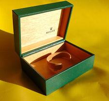 Rolex Box grün Uhrenbox 65.00.01 Geneve Suisse Rolex gren I29