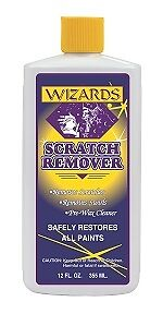Wizards Scratch Remover 12oz