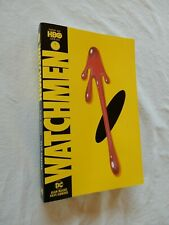 Watchmen graphic novel by Alan Moore & Dave Gibbons Dc Comics Free Shipping
