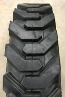 4 New Tires 23X8.50-12 Hercules R-4 6 Ply Tubeless Skid Steer SKS ATD