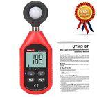 UNI-T UT383-BT Mini Light Meter LCD Display with Bluetooth iENV ✦Kd