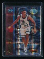 GRANT HILL 1997-98 BOWMAN'S BEST TECHNIQUES ATOMIC REFRACTOR #T3 DETROIT PISTONS