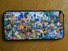 Adventure Time Design Black Back Hard Case for iPod Touch 5th Generation