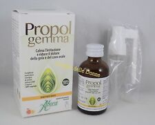 ABOCA PROPOLGemma Spray Forte Adulti 30ml propoli naturale riduce dolore gola