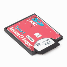 New SD to CF Type I SDHC Compact Flash Adapter for Amiga 600 1200 #622