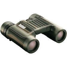 BUSHNELL 130106 H2O Black Roof Prism Compact Foldable Binoculars (10 x 25mm)