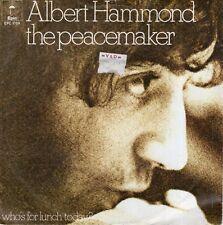 7inch ALBERT HAMMONDthe peacemakerHOLLAND 1973 EX / SOC (S2954)
