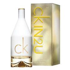 Calvin Klein Ck In2U Femme Eau De Toilette Femmes Neuf 150ml