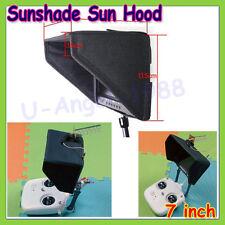 Sunshade Sun Hood For 7 inch LCD Monitor FPV Ground Station For DJI Phantom Vide