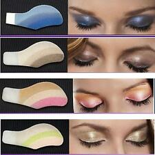 6pairs Random Mix Instant Eyeshadow Temporary Tattoo Makeup Sheets Magic Sticker