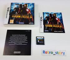 Nintendo DS Iron Man 2 PAL