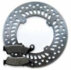 HONDA FRONT Disc Rotor + Pads XR 250 L/R (91-04) 400 R (96-04) 600 R (91-00) NEW