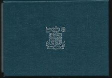 Great Britain Royal Mint Proof Set - 7 Gem Coins - Deluxe Pkg - Nice Cameos
