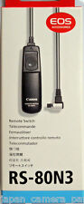 Canon RS-80N3 Remote switch for Canon with N3 type remote control