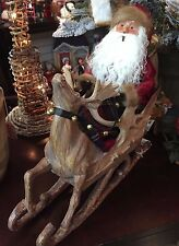 Byers' Choice Carolers-Storybook Santa 2015