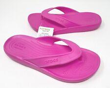 Crocs Classic II Flip Flop Party Pink 💓 Choose Size 💓NEW