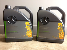 10L Fully Synthetic Genuine Mercedes 5W30 Engine Oil Low Ash SAPS MB 229.51