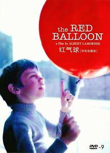 "New DVD  "" The Red Balloon "" Pascal Lamorisse, Sabine Lamorisse"