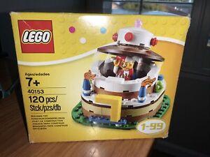 LEGO 40153 Birthday Cake Pop-Up Clown Jester New