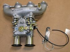 Weber Single Sidedraft MANIFOLD only for BMW 2002, 320i and all M10 engines