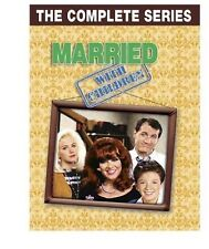 MARRIED WITH CHILDREN - THE COMPLETE SERIES 1-11   -  DVD  PAL Region 2 - sealed