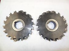 "TWO 6"" INDEXABLE SLOTTING MILL CUTTER P342MV0039 FSP0777 (145)"