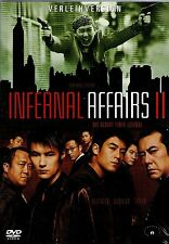 Infernal Affairs 2 ( HK Kult Thriller )mit Edison Chen, Anthony Wong, Eric Tsang